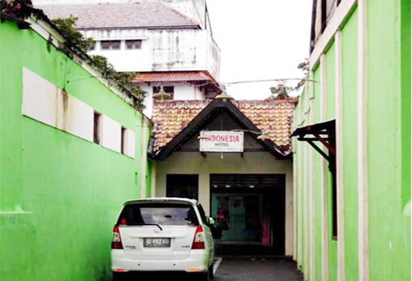 Daftar Hotel Murah Jogja Daerah Sosrowijayan