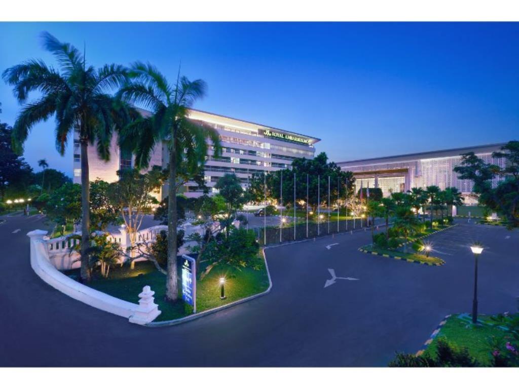hotel murah di jogja - Hotel Royal Ambarrukmo Yogyakarta