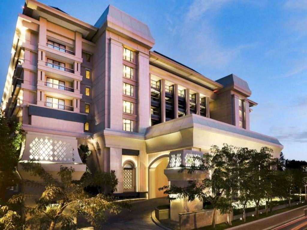 hotel murah di jogja- Hotel Tentrem Jogja