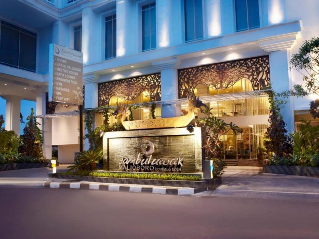 hotel murah di jogja - Jambuluwuk Malioboro Boutique Hotel jogja