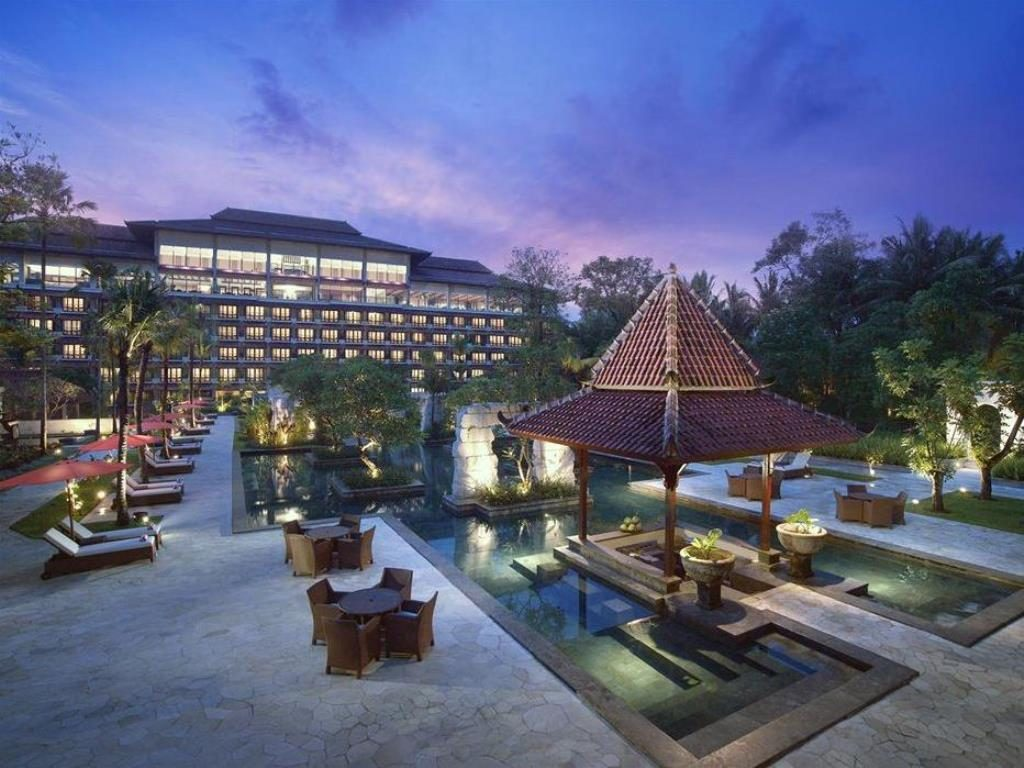 hotel murah di jogja - Sheraton Mustika Jogja Resort and Spa