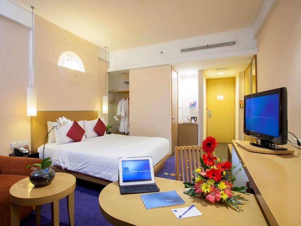 hotel murah di cihampelas bandung - kamar Novotel Bandung Hotel