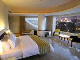 hotel murah di cihampelas bandung - kamar Sensa Hotel Bandung