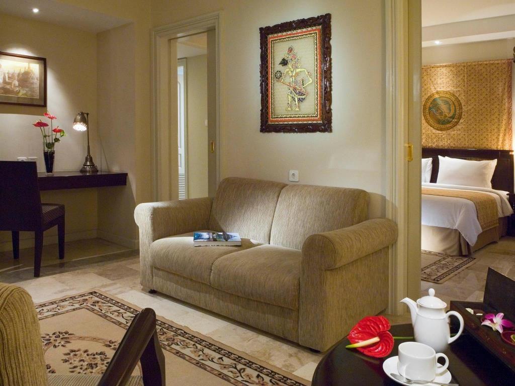 hotel murah di jogja - kamar The Phoenix Hotel jojga