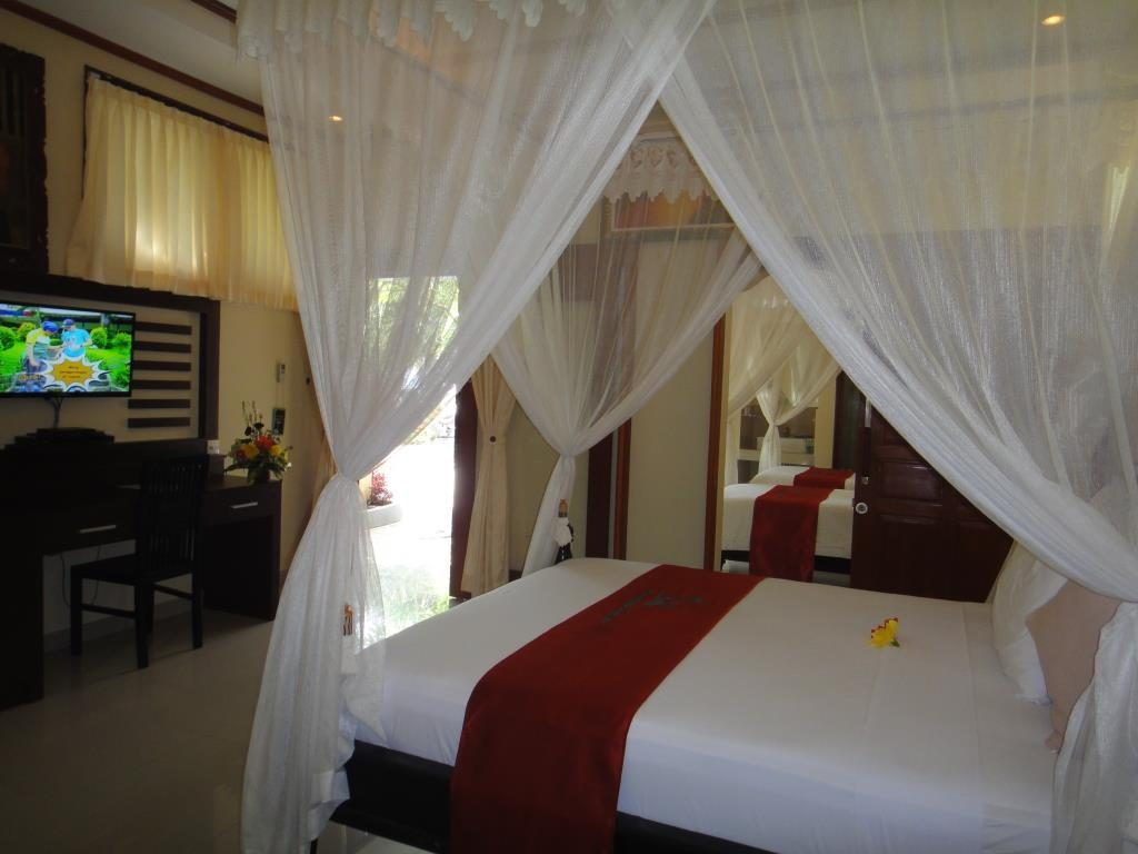 kamar Arya Amed Beach resort and Dive Center bali