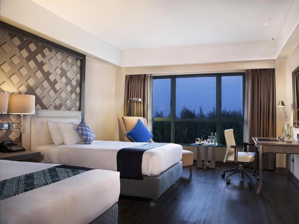 Penginapan Murah di Malioboro - kamar Melia Purosani Hotel Yogyakarta