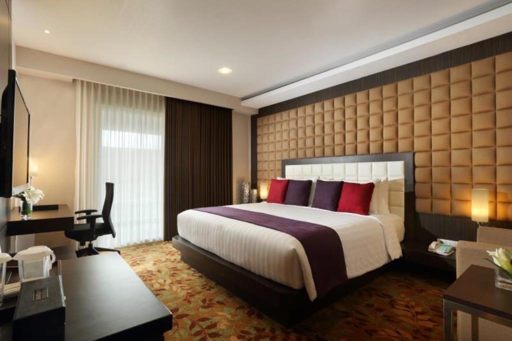 hotel murah di jogja - kamar Eastparc Hotel Jogja