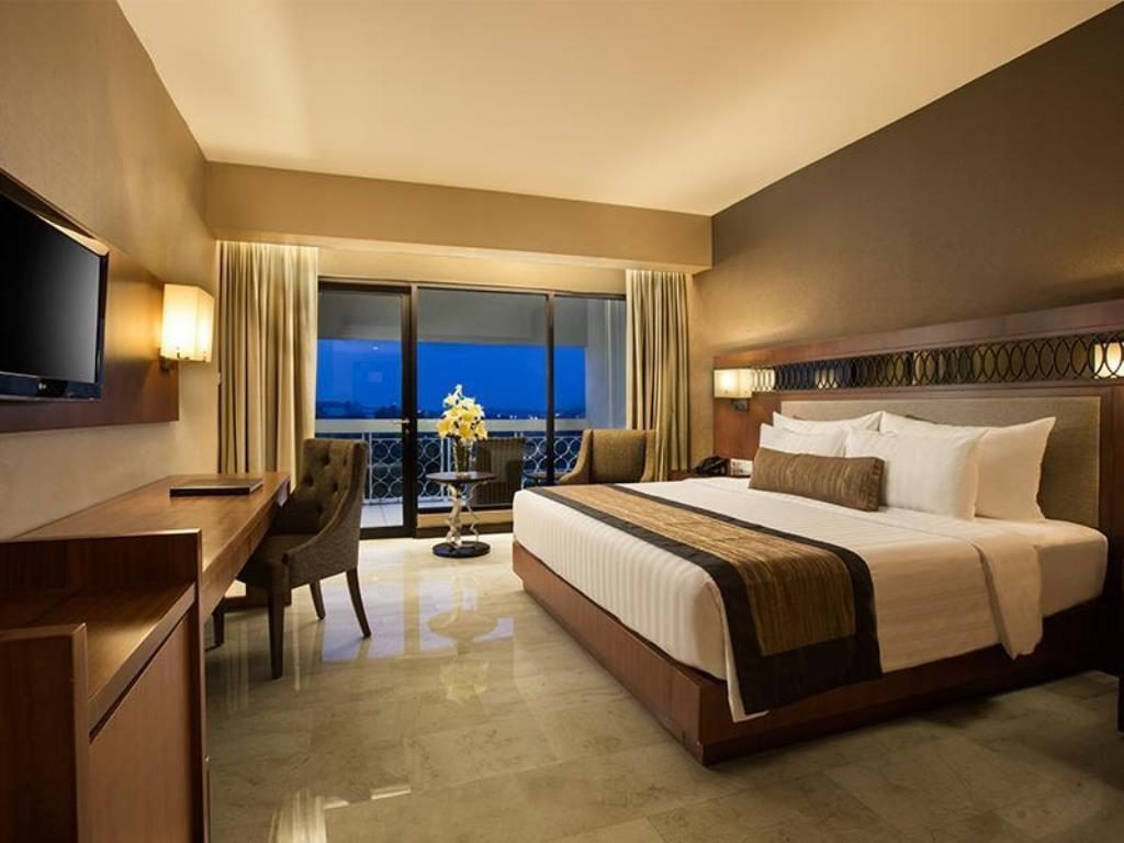 hotel murah di jogja - kamar Hotel Royal Ambarrukmo Yogyakarta