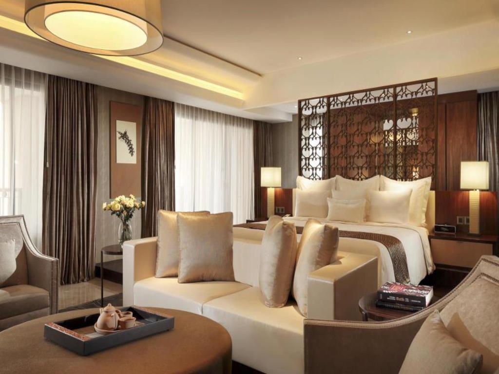 hotel murah di jogja- kamar Hotel Tentrem Jogja