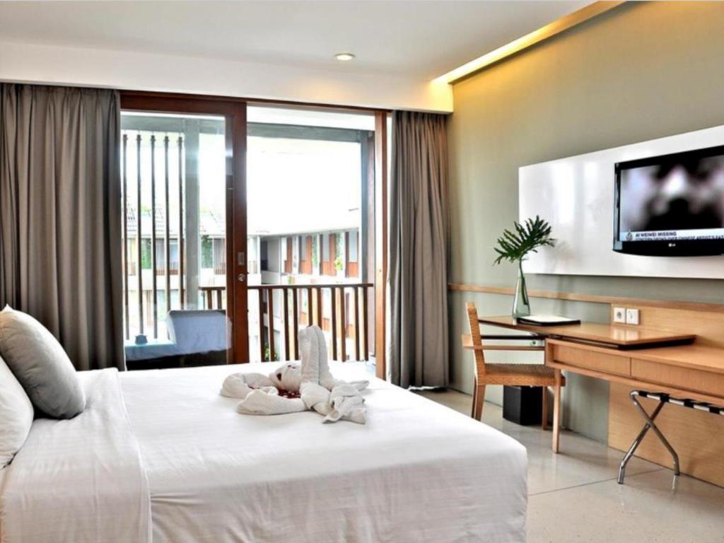 kamar hotel murah di seminyak bali - The Haven Bali Seminyak