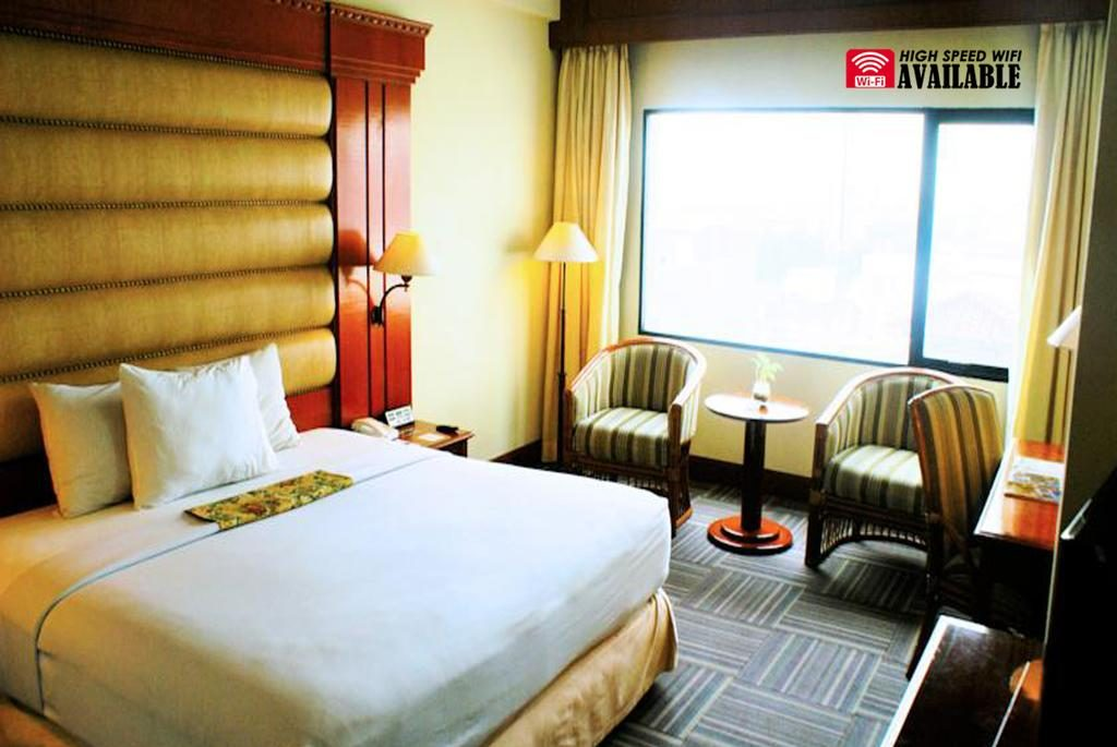 kamar Soechi International Hotel medan