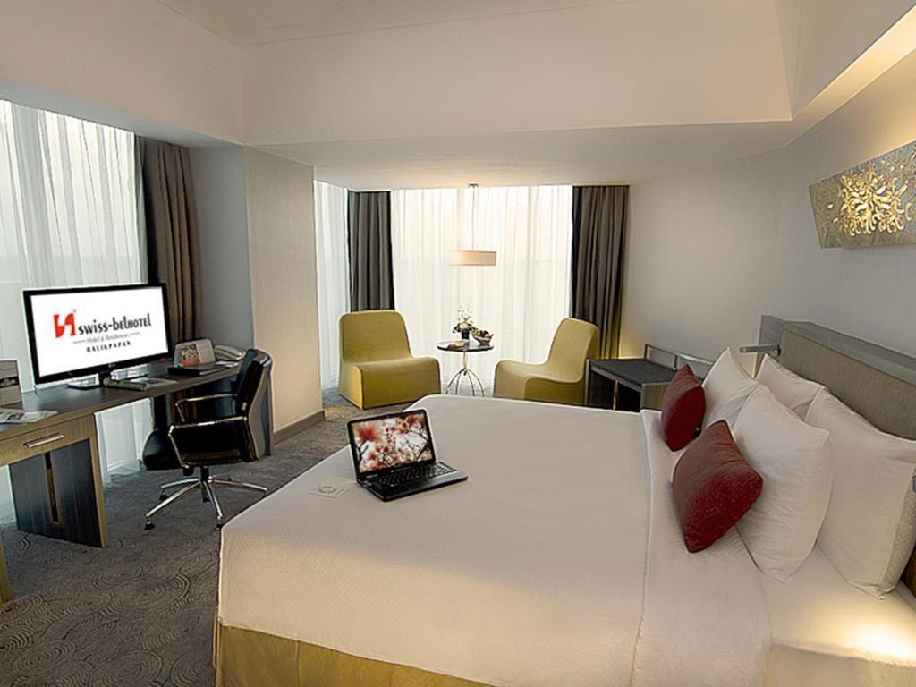 kamar Swiss Belhotel Balikpapan